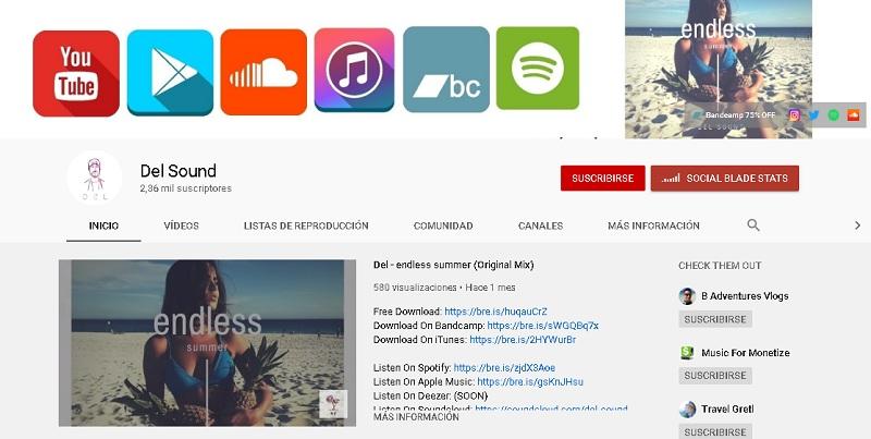 Quali sono i migliori siti Web e canali per scaricare musica per YouTube senza copyright o copyright totalmente gratuiti? Elenco 2019 13