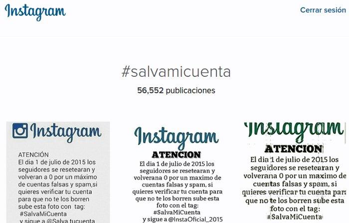 Scopri e segnala un account Instagram falso 3
