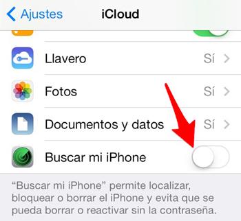 Come disattivare il blocco di attivazione «Cerca nel mio iPhone»? Guida passo passo 1