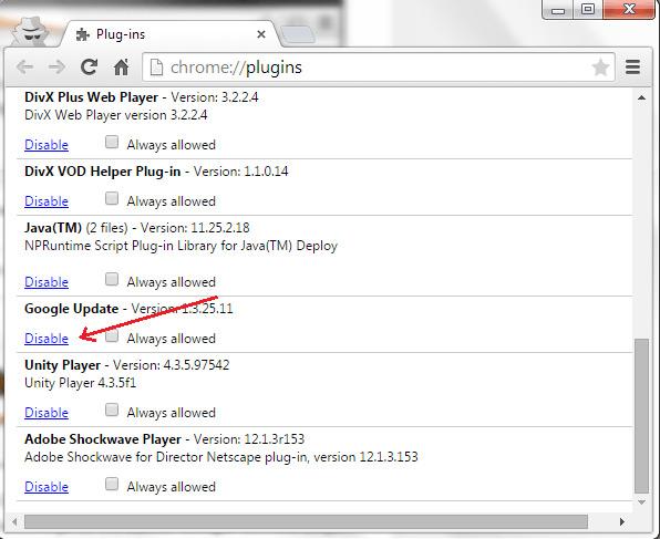 Come abilitare o disabilitare Java in Google Chrome? Guida passo passo 3