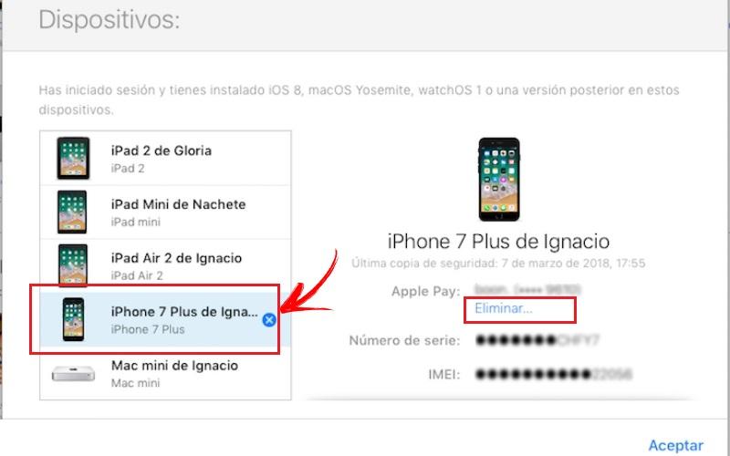 Come disattivare il blocco di attivazione «Cerca nel mio iPhone»? Guida passo passo 3