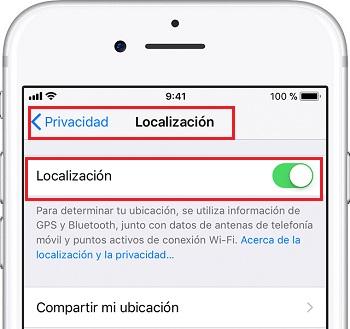 Come abilitare e disabilitare la geolocalizzazione sul tuo cellulare Android e iOS? Guida passo passo 3