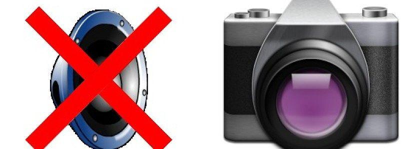 Come disabilitare l'audio della videocamera su Android? 1