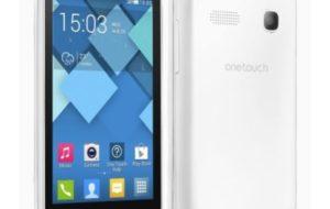 Sblocca il modello Alcatel One Touch Pop C3 28