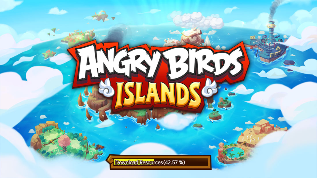 Scarica l'APK di Angry Birds Islands per Android 1