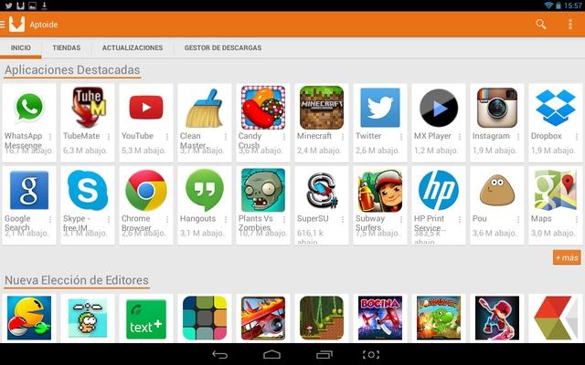 Scarica Aptoide APK per Android gratuitamente 1