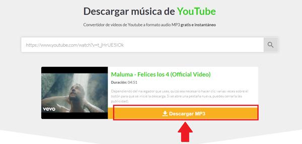 Come scaricare canzoni e musica da YouTube gratuitamente e senza programmi? Guida passo passo 24