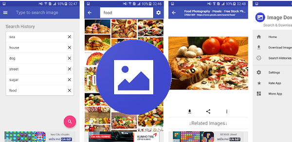 Quali sono le migliori applicazioni per scaricare foto e immagini da Internet? Elenco 2019 7