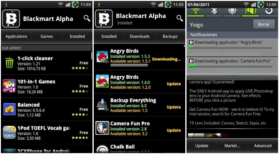 Come installare Aptoide e BlackMart Alpha gratuitamente 2