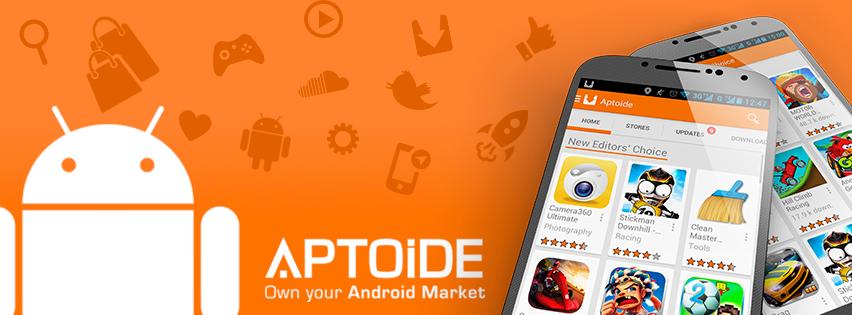 Scarica Aptoide sul tuo telefonino 1