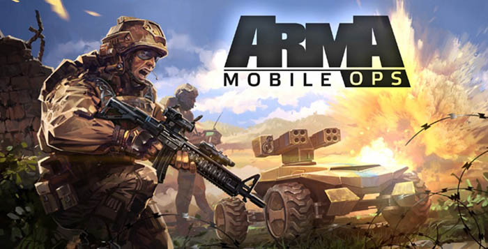 Scarica Arma Mobile Ops per Android 1