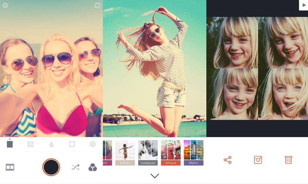 Scarica B612 per tablet: migliora i tuoi selfie! 2