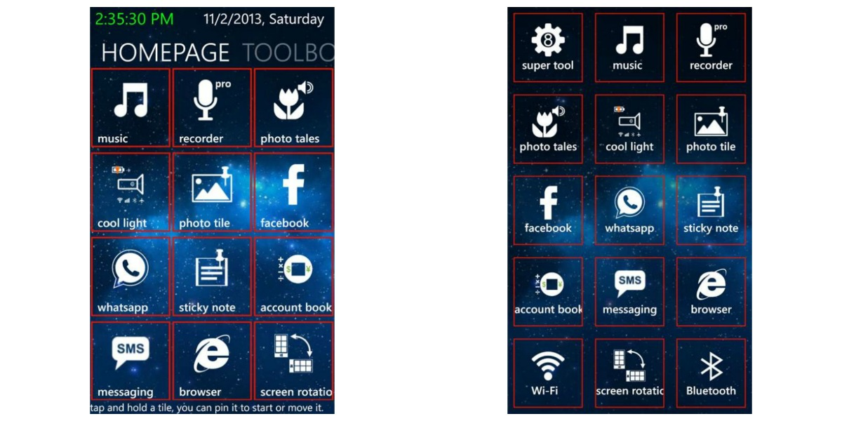 Scarica Cool Tiles per Windows Phone 2