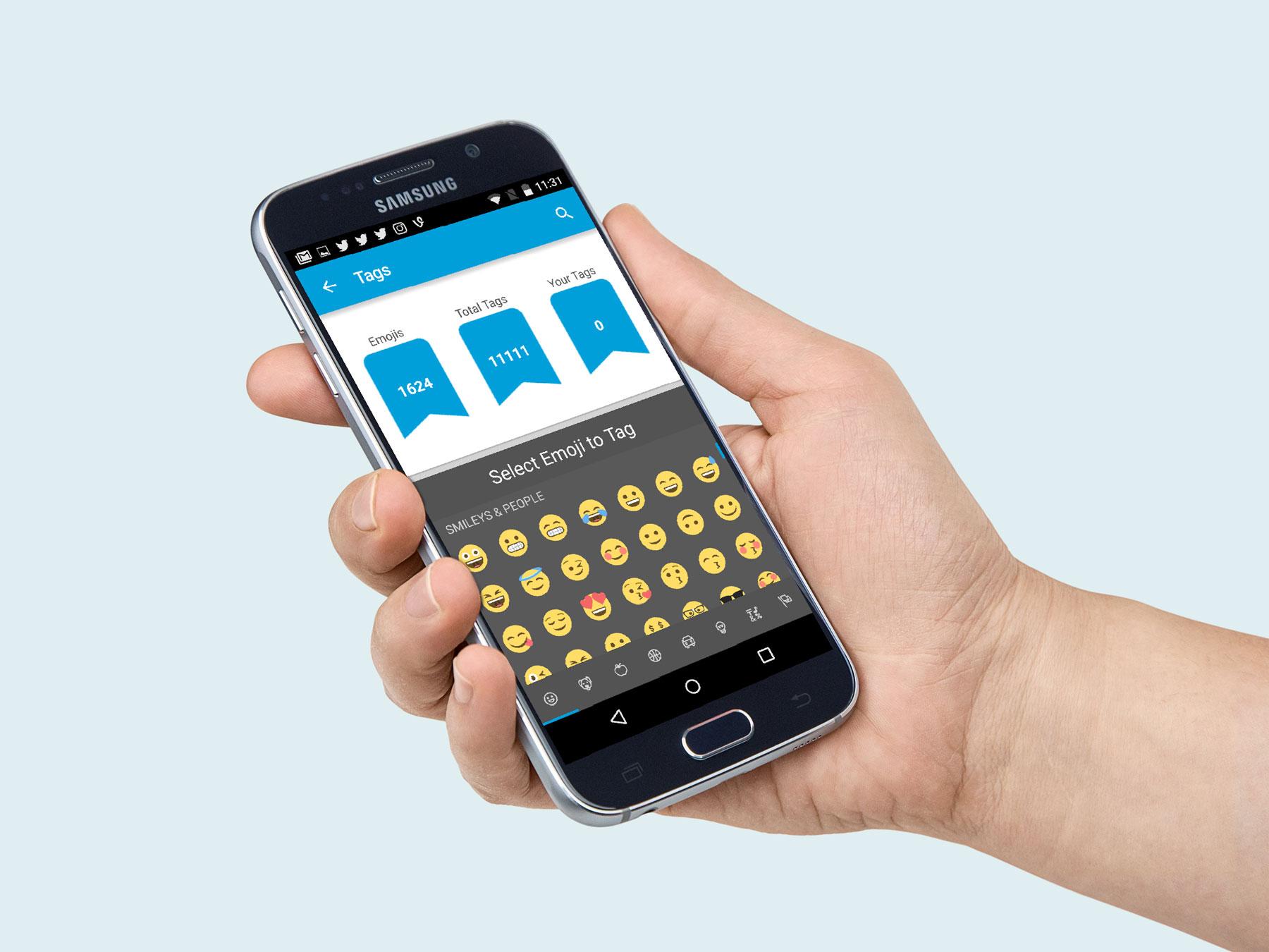 Scarica Emojifi per Android: conversazioni più divertenti 1