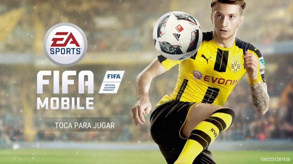 Come scaricare FIFA 17 APK per Android 1