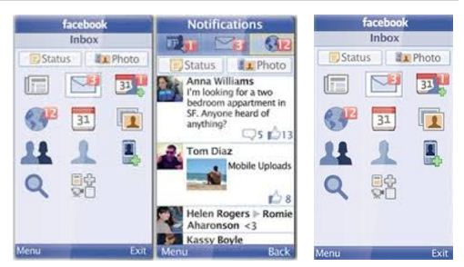 Scarica Facebook per Java 1