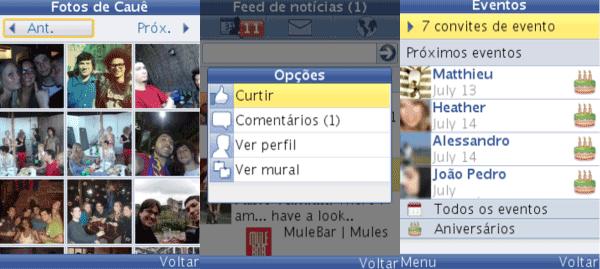 Scarica Facebook per cellulari Java 1