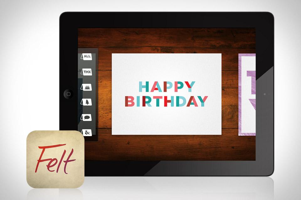 Scarica Felt per Android, il modo migliore per scrivere lettere 3