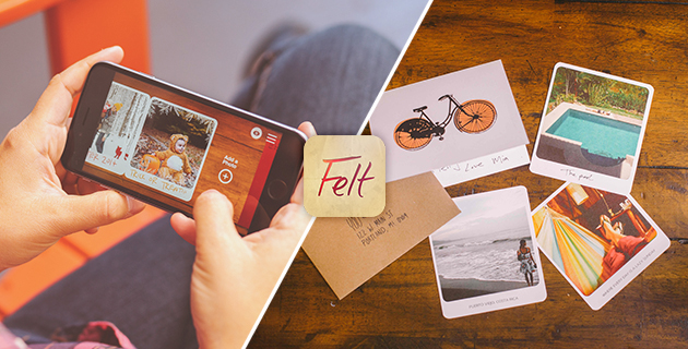 Scarica Felt per Android, il modo migliore per scrivere lettere 2