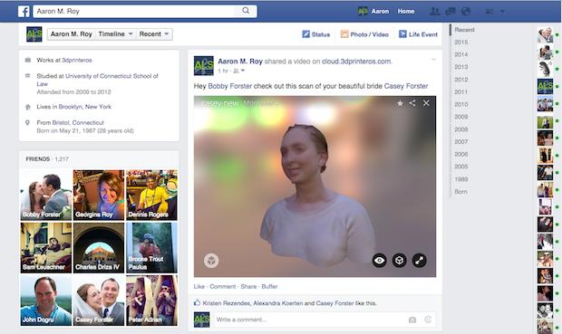 Come scaricare GIF da Facebook 1
