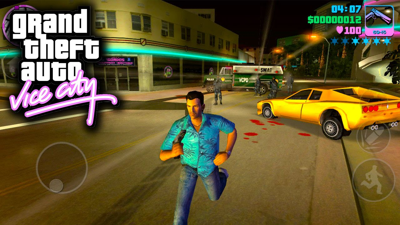 Scarica APK GTA Vice City 1