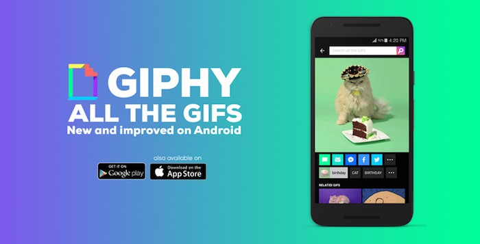 Come scaricare GIPHY per Android? 1