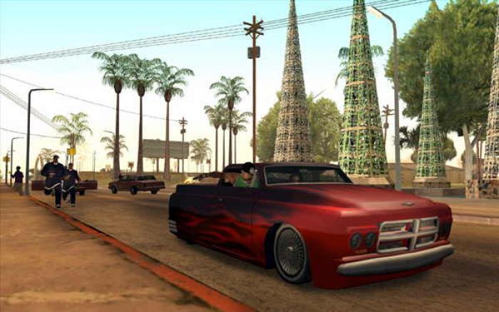 Scarica Grand Theft Auto: San Andreas per Motorola 1