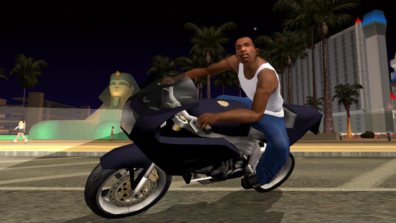 Scarica Grand Theft Auto: San Andreas per Motorola 2