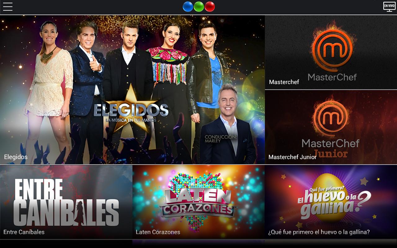 Scarica Mi Telefé per Tablet: La Telefé sul tuo iOS e Android 1