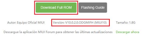 Come aggiornare il mio telefono Xiaomi in modo facile e veloce? Guida passo passo 2