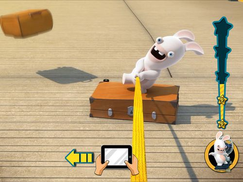 Scarica Rabbids Invasion per Android 1