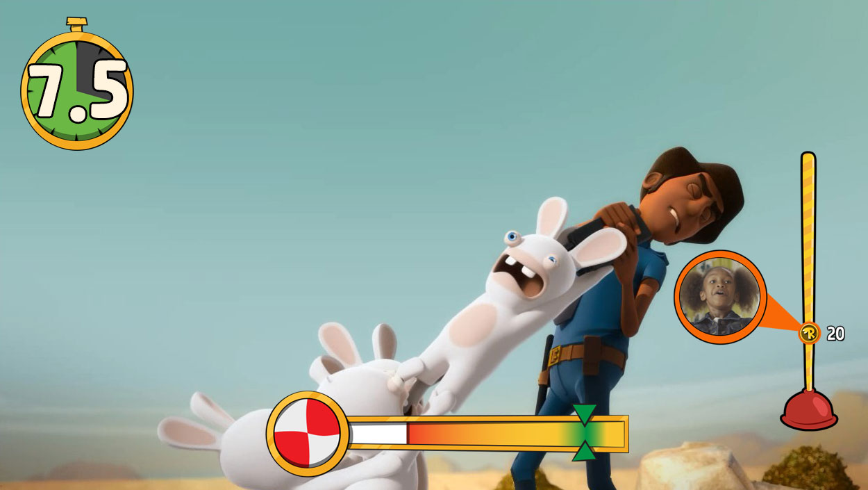 Scarica Rabbids Invasion per Android 2