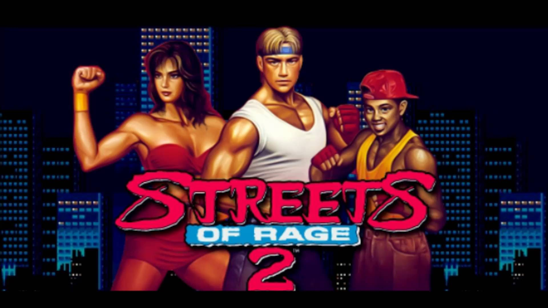 Scarica Street of Rage 2 per Android [Street Fighting Game] 1
