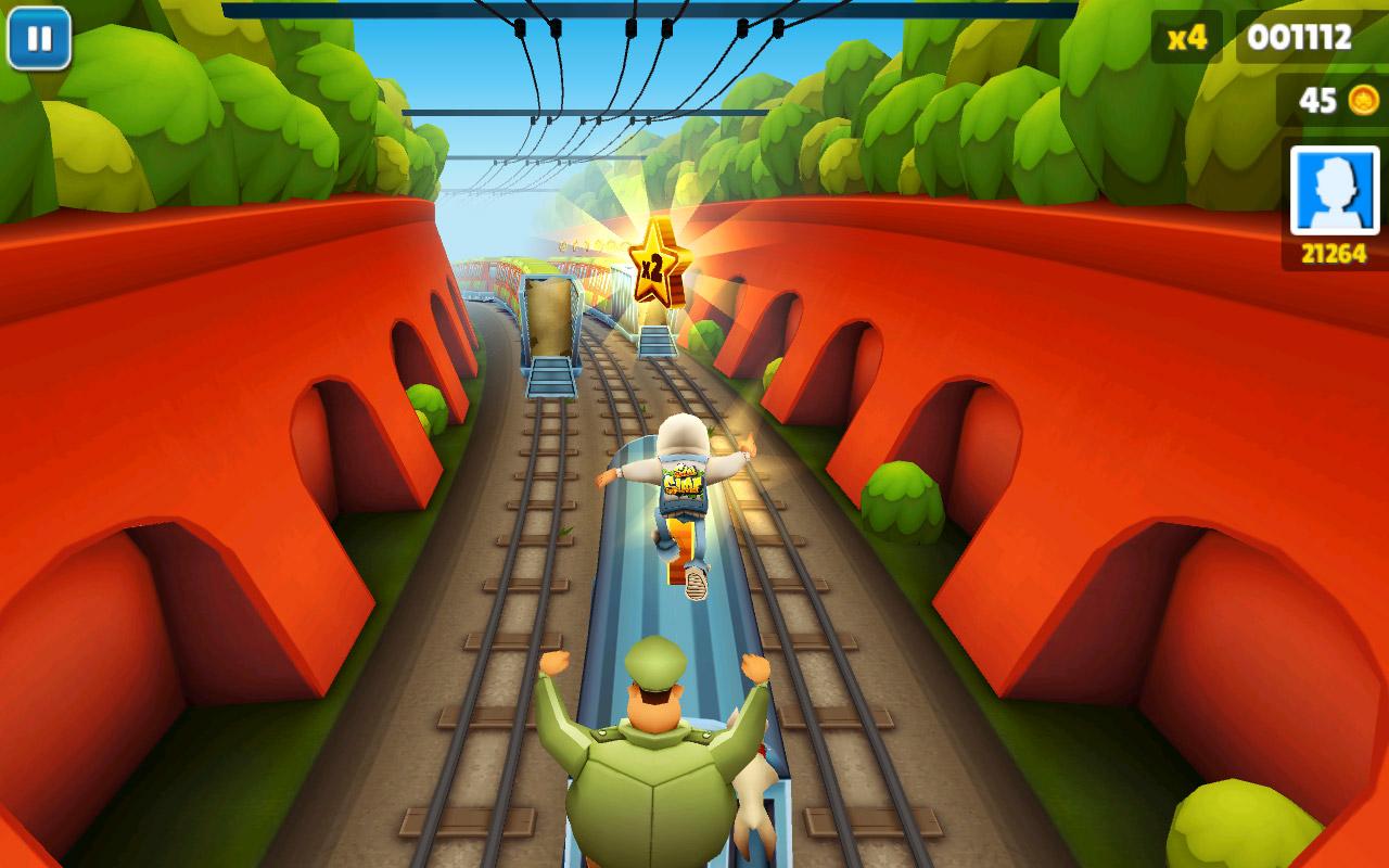 Scarica Subway Surfers, il gioco record 2