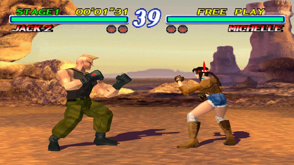 Scarica Tekken 2 per cellulari Android 1