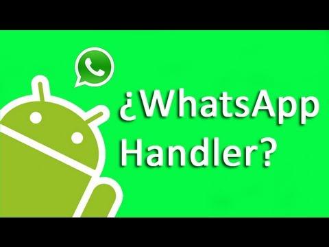 Scarica WhatsApp Handler gratuitamente 1