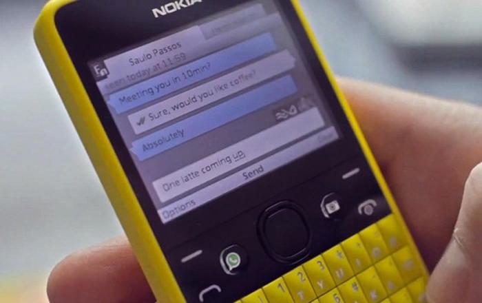 Scarica WhatsApp gratuitamente per telefoni Symbian 1