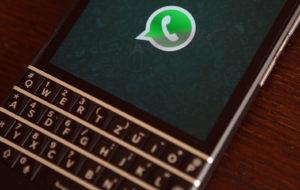 Come scaricare WhatsApp gratuitamente su Blackberry? 12