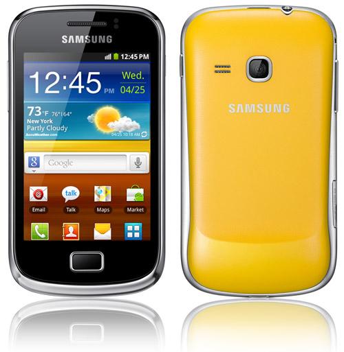 Scarica WhatsApp gratuitamente per Samsung Galaxy Mini 2 S6500 1