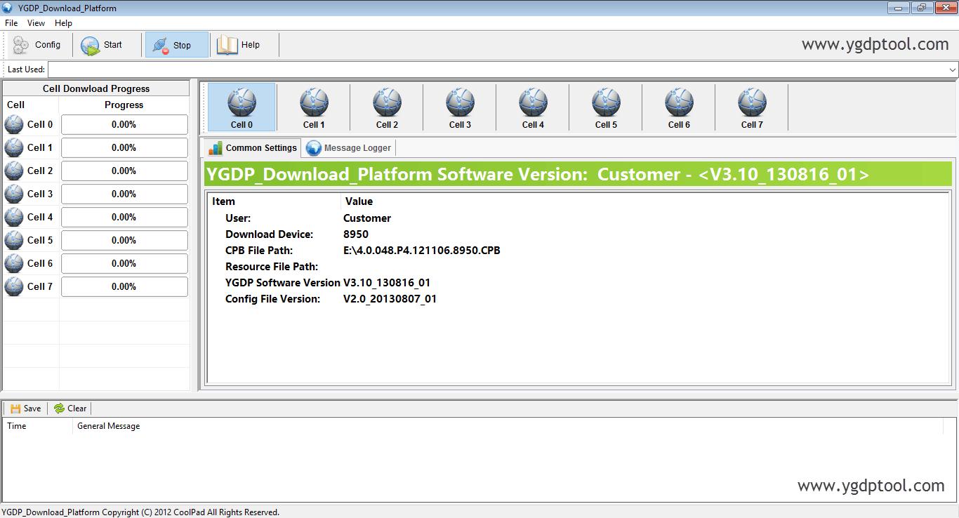 Scarica lo strumento YGDP per Windows 1