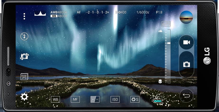 Come scaricare l'APK della fotocamera LG G4 1