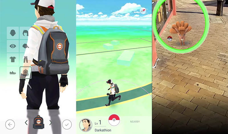 Scarica Pokémon Go Free per Windows Phone o Chinese Mobile Android e iOS 2