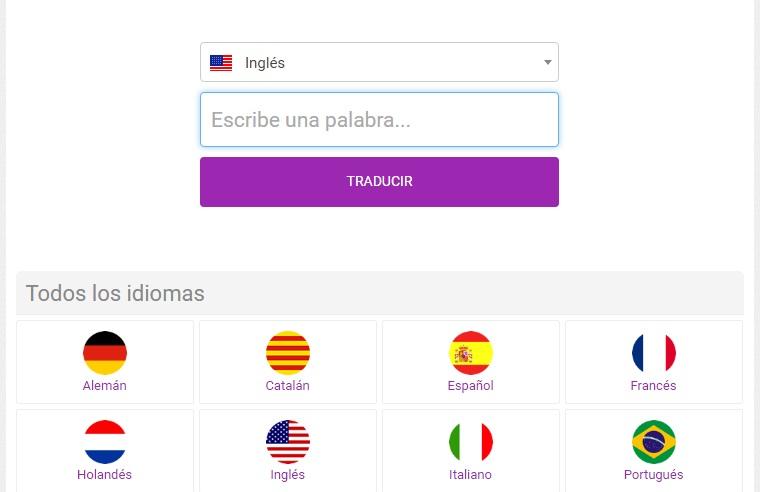 Scarica il miglior traduttore catalano - spagnolo per Android 1