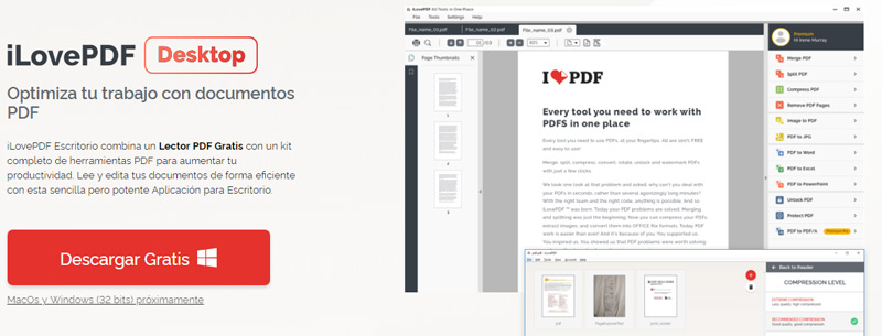 Come modificare i documenti PDF online con iLovePDF? Guida passo passo 1