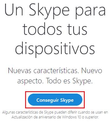 Come accedere a Skype in spagnolo, facile e veloce? Guida passo passo 9