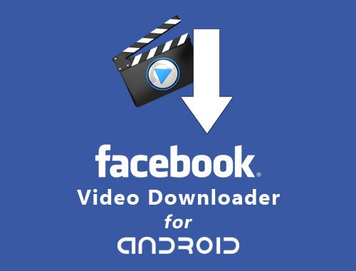 Scarica i video di Facebook 2