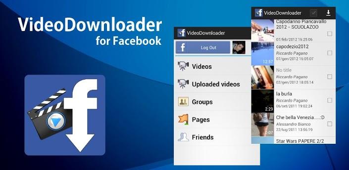 Scarica i video di Facebook 1