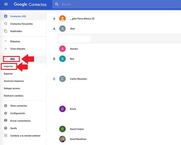 Come passare tutti i contatti del tuo telefono iPhone a Gmail? Guida passo passo 6