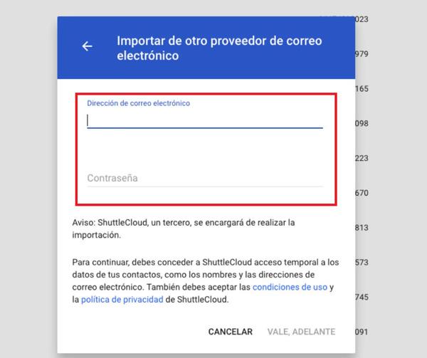 Come passare tutti i contatti del tuo telefono iPhone a Gmail? Guida passo passo 7