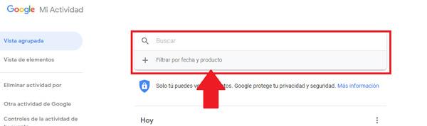 Cronologia di navigazione di Google Come visualizzare, configurare, eliminare e scaricare tutto? 3